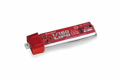 010-781011 Power Pack LiPo 1/160 3,7 V 2