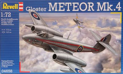 041-04658 Gloster Meteor Mk.4
