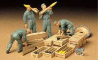 023-300035188 1:35 WWII Fig.-Set Panzer Lad