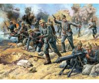 023-500788083 1:72 WW I Figuren-Set Dt. Inf