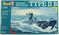 041-05115 U-Boot Typ IIB