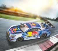 041-24686 RC Audi RS 5 DTM Red Bull M.