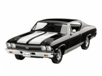 041-67662 1968 Chevy Chevelle 1/25