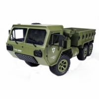223-50245 US Military Truck 1.12 6 WD 2,
