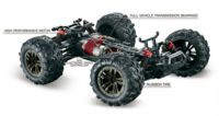 640-16002 1:16  Monster Truck SPIRIT